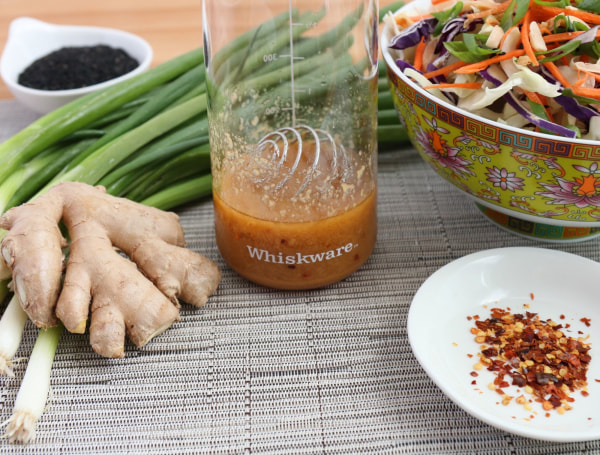 Image ofZippy Ginger Salad Dressing