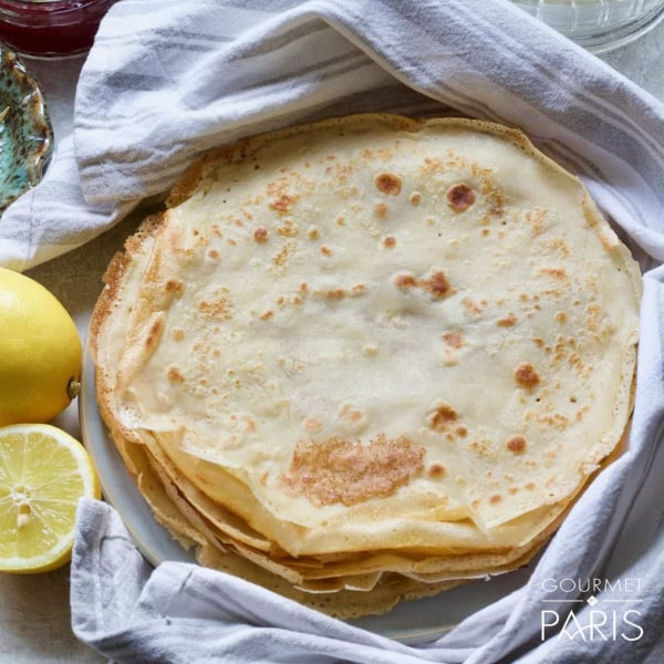 Image ofClassic French Crepes