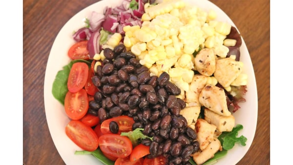 Image ofProtein Packed Grilled Chicken Salad