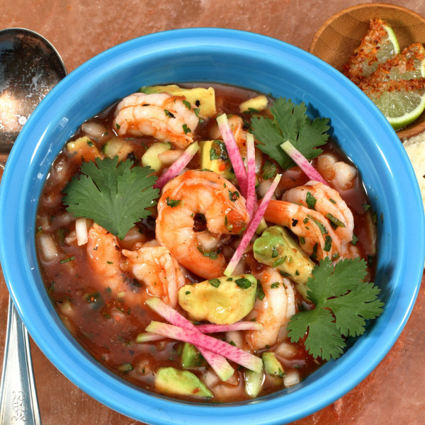 Image of Mexican Shrimp Cocktail