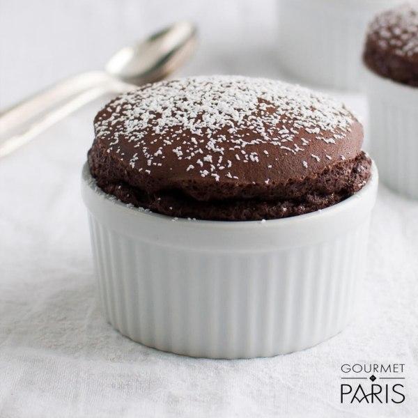 Image ofEasy Chocolate Soufflé