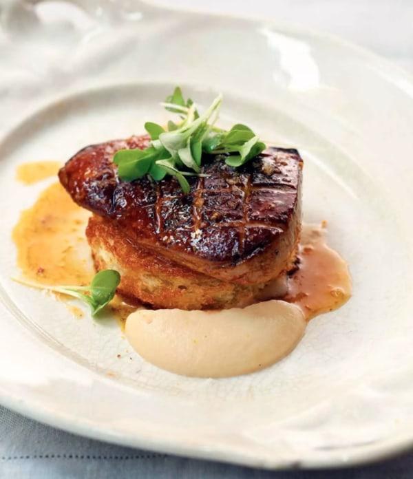 Image ofClassic Pan-Seared Foie Gras