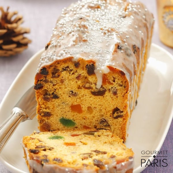 Image ofCandied Fruit Bread