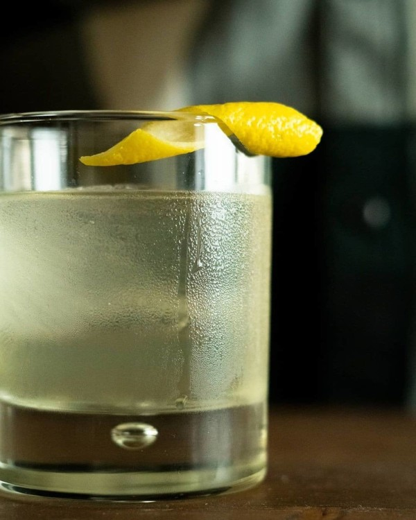 Image of White Negroni
