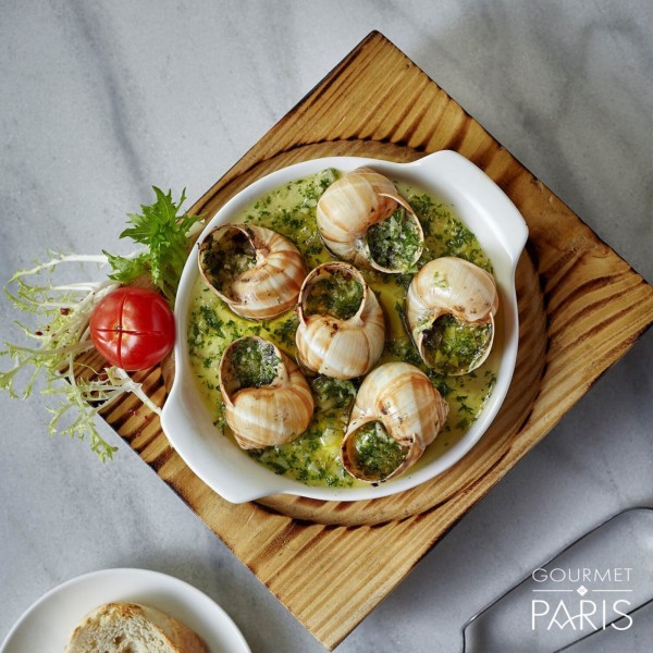 Image ofGarlic Butter Snails