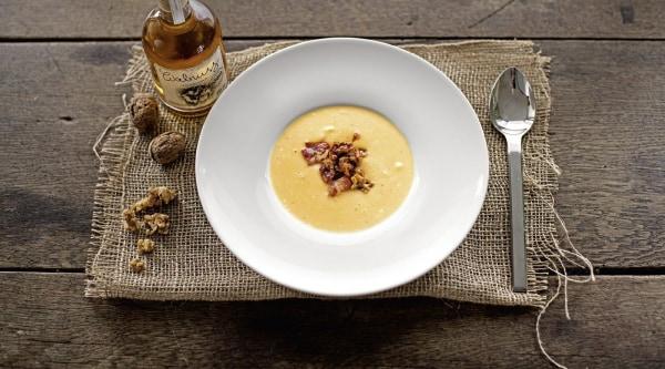 Image of Süßkartoffel-Pastinaken-Suppe Rezept