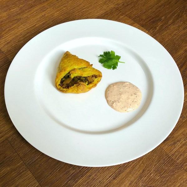 Image ofIsphahan Curry Puffs