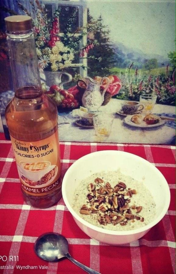 Image of Caramel Pecan Porridge
