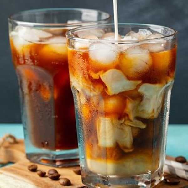 Image of Salted Caramel Iced Coffee