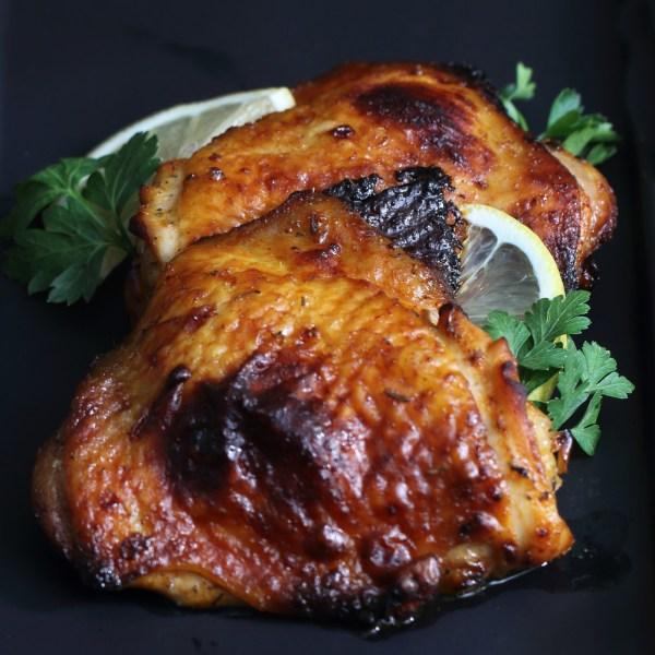 Image of Honey Lemon Chicken