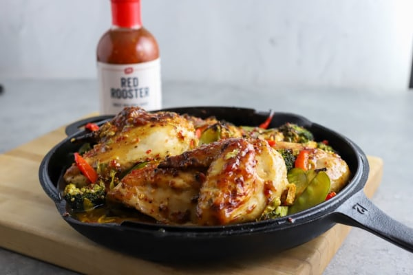Image ofRed Rooster Roaster Chicken