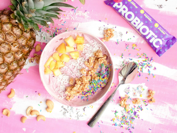 Image of EXOTIC FLOW Smoothie Bowl