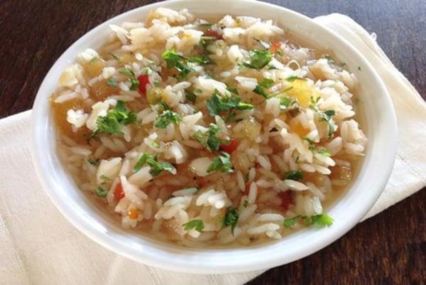 Image ofRoasted Pineapple & Habanero Rice