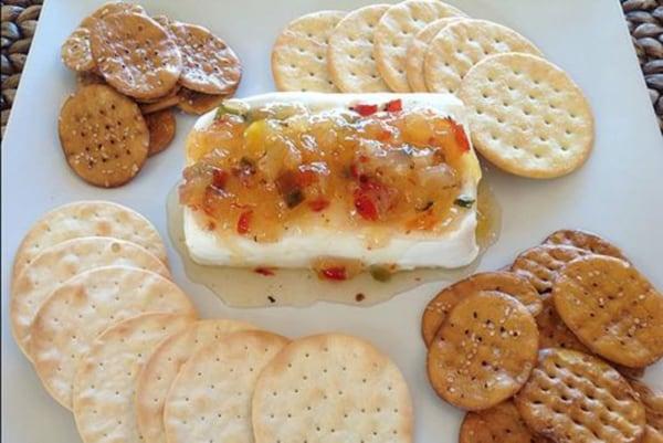 Image of Roasted Pineapple & Habanero with Cream Cheese