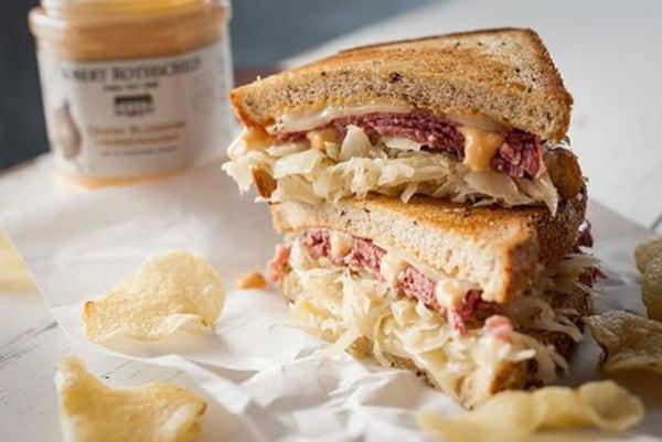 Image of Reuben Sandwich