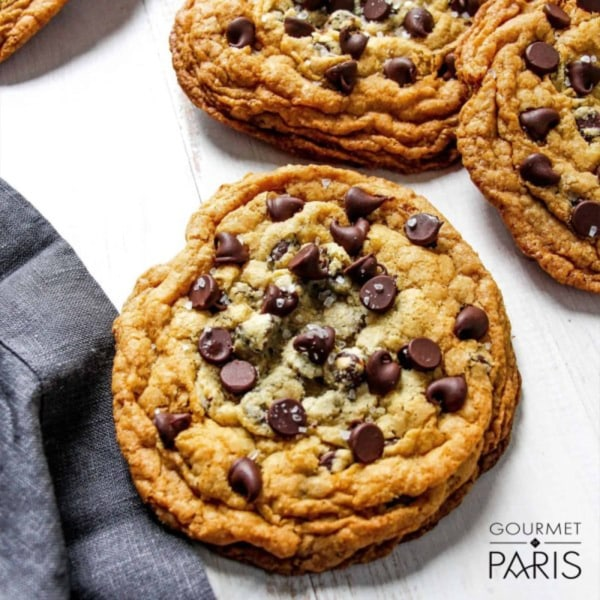 Image ofThe Best Michel Cluizel Chocolate Chip Cookies