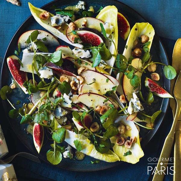 Image ofFig and Roquefort Salad