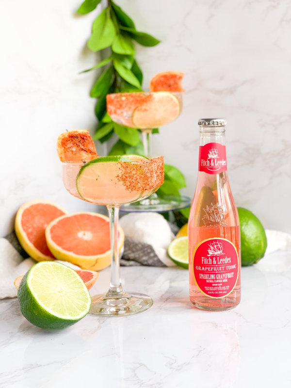 Image of Tequila Grapefruit Ranch Water