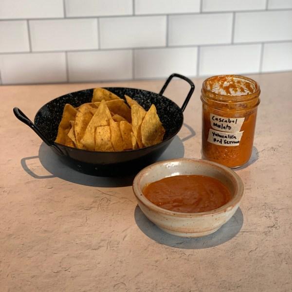Image ofDried Chile Salsa Recipe