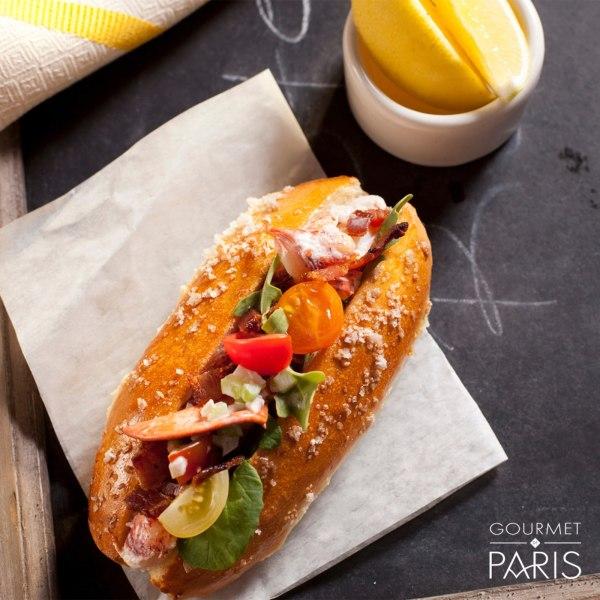 Image ofB.L.T. Lobster Roll