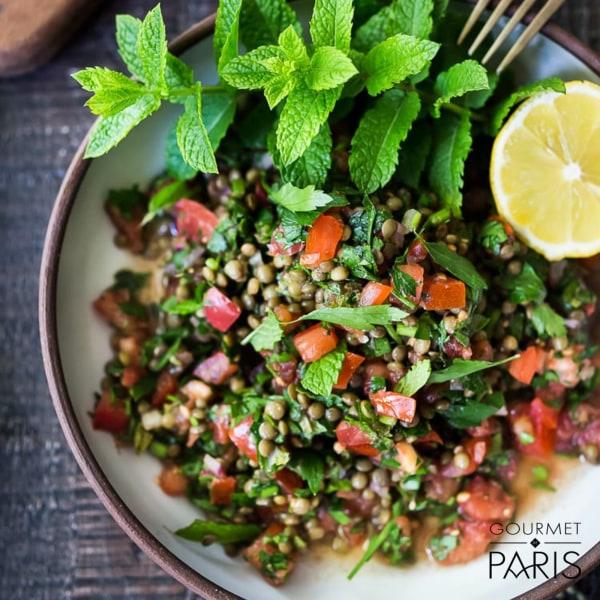 Image ofLentil Taboulleh Salad