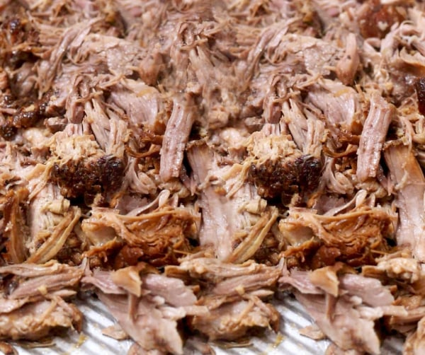 Image of Easy Pressure Cooker BBQ Pulled Pork