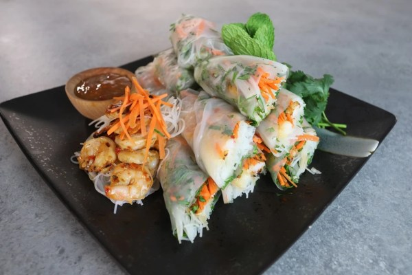 Image of Shrimp Spring Rolls