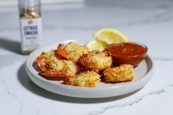 Image ofAir Fryer Citrus Shrimp