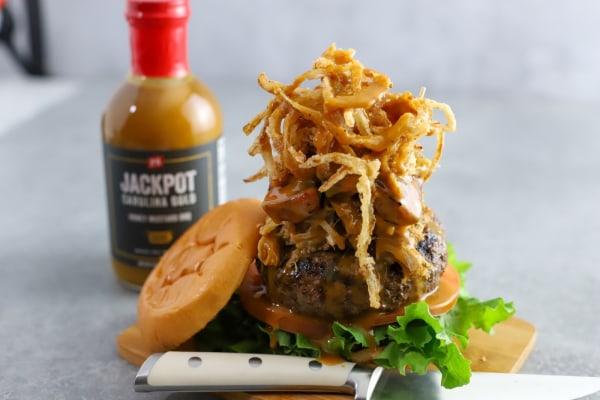 Image of Jackpot Stacked Burger
