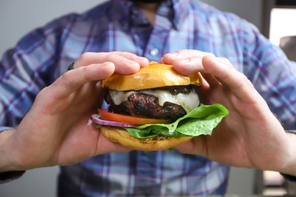 Image of Ultimate Tailgater Burger