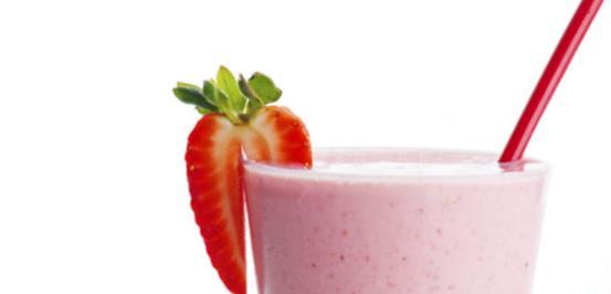 Image ofStrawberry Sunrise Protein Shake