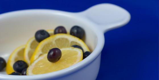 Image ofBlue Lemon Protein Shake