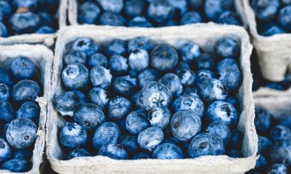 Image ofBlueberry Bananza