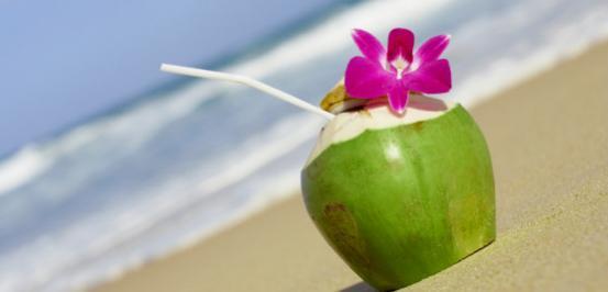 Image of Coconut Maca Protein Shake