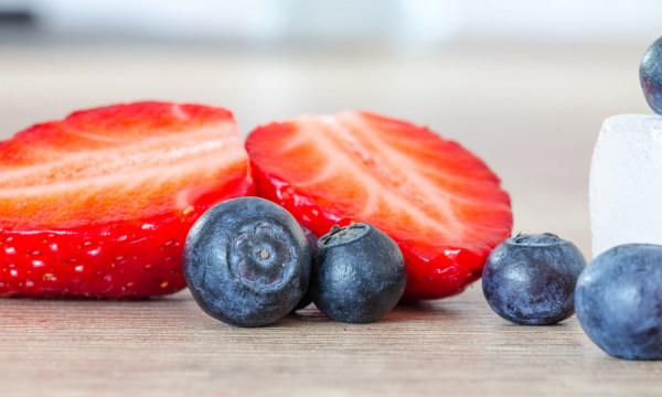 Image ofFreedom Protein Shake (Berry Blast)