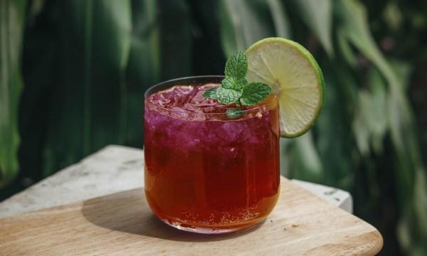 Image of Cherry-Lime Margarita BCAA Shake