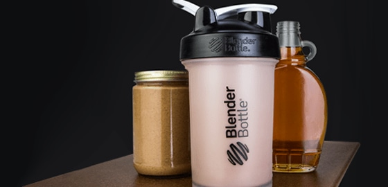 Image ofMaple Buttercup Protein Shake
