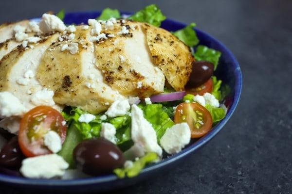 Image of Citrus Smash Greek Chicken Salad