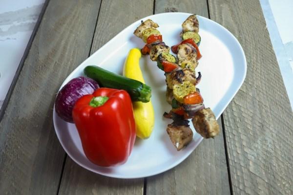 Image ofTailgater Chicken Kebabs