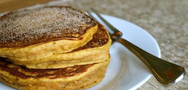 Image of Pumpkin Pancakes