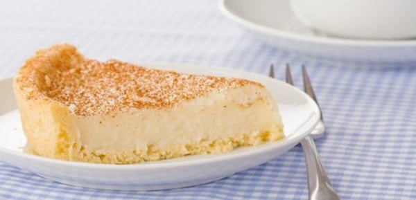 Image ofOld Fashioned Buttermilk Pie