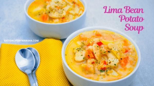 Image ofThe Best Lima Bean Potato Soup Ever!