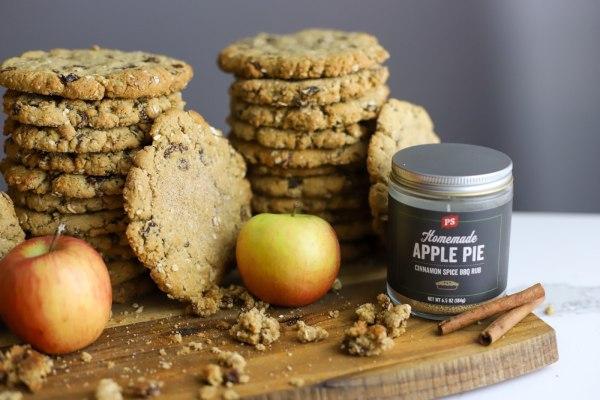 Image ofApple Pie Oatmeal Raisin Cookie