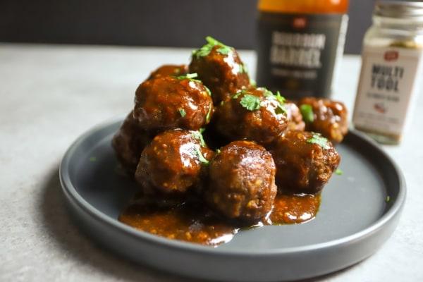 Image ofMulti Tool BBQ Meatballs