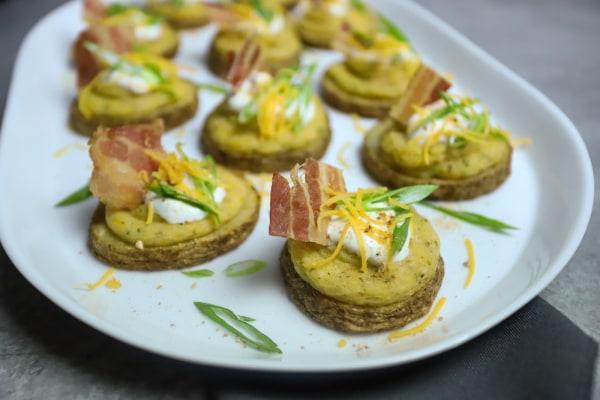 Image ofTwice Bakes Loaded Potato Slides
