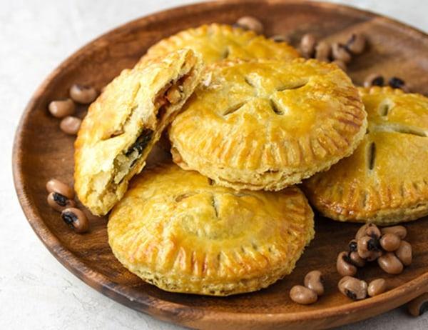 Image of Creamy Blackeyed Pea Hand Pies