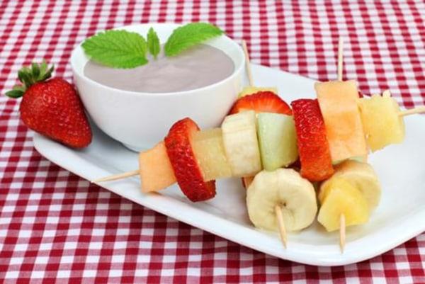 Image ofRaspberry Amaretto Fruit Dip