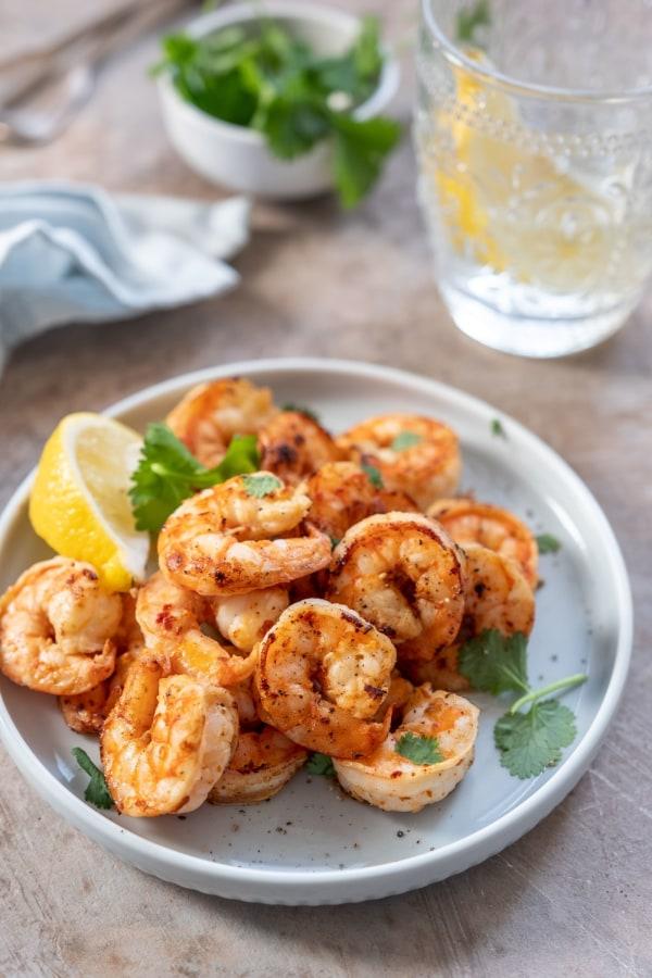 Image of  Garlic Shrimp Puerto Rico
