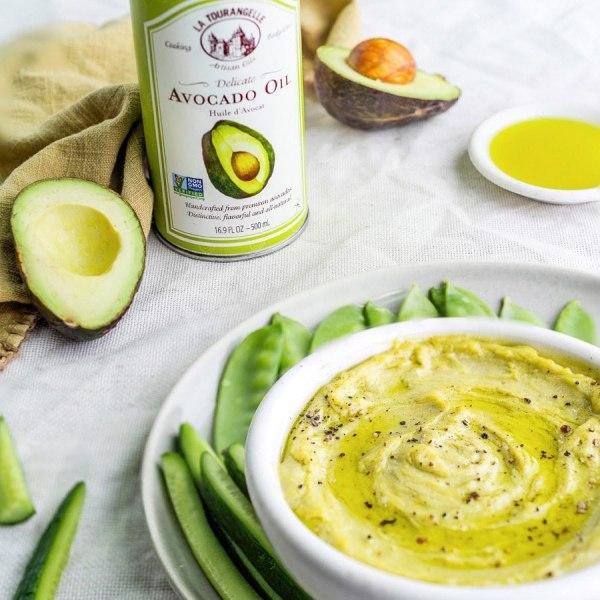 Image ofAvocado Hummus Dip