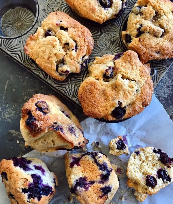 Image ofCreamy Loaded Blueberry